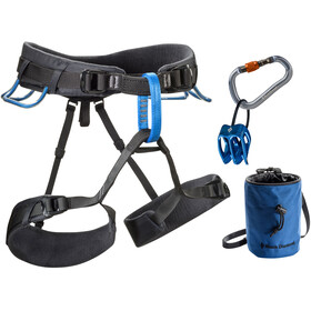 Black Diamond Momentum DS Package Harness Black
